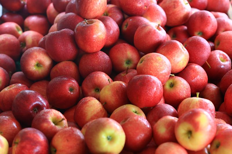 Apples sold in NC being recalled over possible Listeria contamination