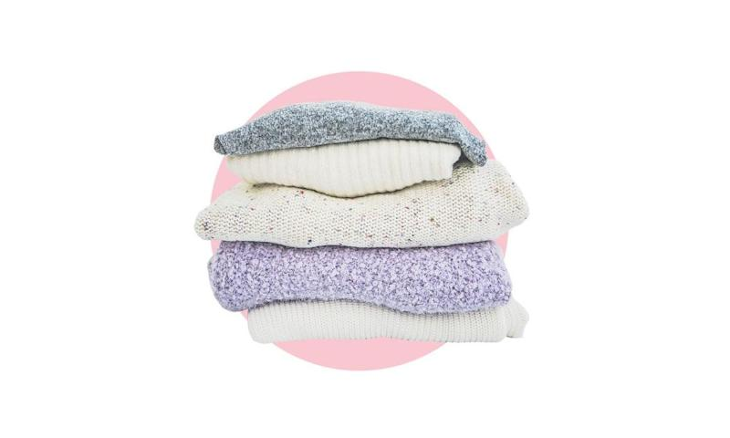 Pile of jumpers