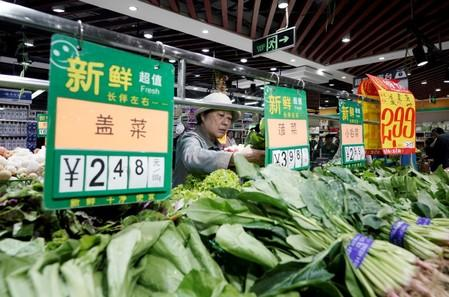 China producer prices fall for first time in 3 years, deflation worries resurface