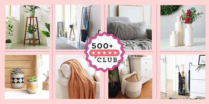 <p>We already know that Amazon has some pretty amazing (and quite affordable!) furniture finds along with smart organizing products that keep everything in place. But have we talked about the cute decor on Amazon that reviewers can't stop raving about? Plant stands, rugs, cozy throws and more are all on the site to help you transform your space into what you've always imagined it to be. See below for the best home decor items on Amazon, according to top ratings and reviews.</p>
