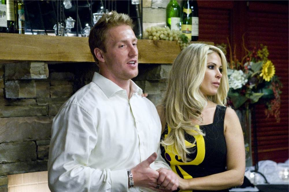"Kroy Biermann and Kim Zolciak star in ""Don't Be Tardy for the Wedding."""
