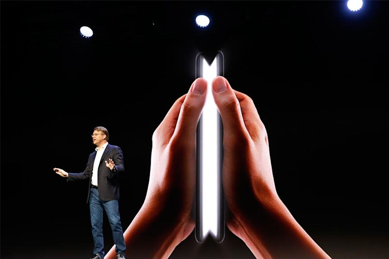 Sony Reportedly Working on New Foldable Phone After Samsung, Huawei and Apple