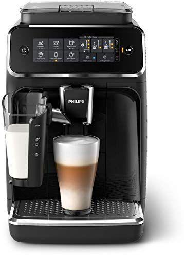 """<p><strong>Philips Kitchen Appliances</strong></p><p>amazon.com</p><p><strong>$799.99</strong></p><p><a href=""""https://www.amazon.com/dp/B07VFY4MXM?tag=syn-yahoo-20&ascsubtag=%5Bartid%7C10063.g.34761881%5Bsrc%7Cyahoo-us"""" rel=""""nofollow noopener"""" target=""""_blank"""" data-ylk=""""slk:Shop Now"""" class=""""link rapid-noclick-resp"""">Shop Now</a></p><p>Help complete his barista dreams with a machine that prepares fresh beans into the coffee drink of choice, whether that's a latte, cappuccino, macchiato, or a simple cafe Americano. </p><p><strong>More: </strong><a href=""""https://www.townandcountrymag.com/leisure/drinks/g26064458/gifts-for-coffee-lovers/"""" rel=""""nofollow noopener"""" target=""""_blank"""" data-ylk=""""slk:Buzzy Gifts for Coffee Lovers"""" class=""""link rapid-noclick-resp"""">Buzzy Gifts for Coffee Lovers</a></p>"""