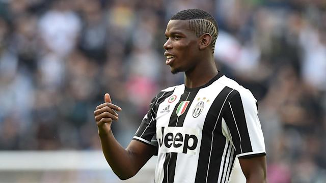 Paul Pogba spent four years at Juventus after leaving United as an 18-year-old