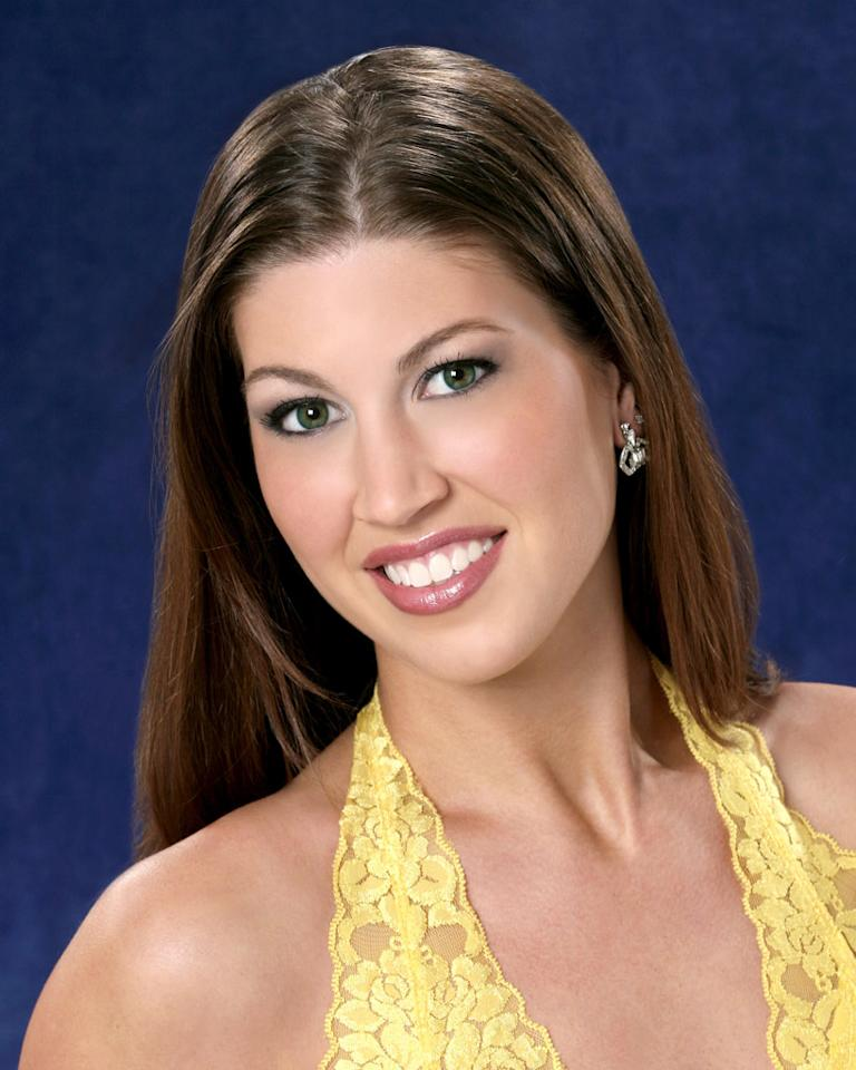 "Miss New Jersey, Ashley Fairfield, is a contestant in the <a href=""/miss-america-countdown-to-the-crown/show/44013"">Miss America 2009 Pageant</a>."