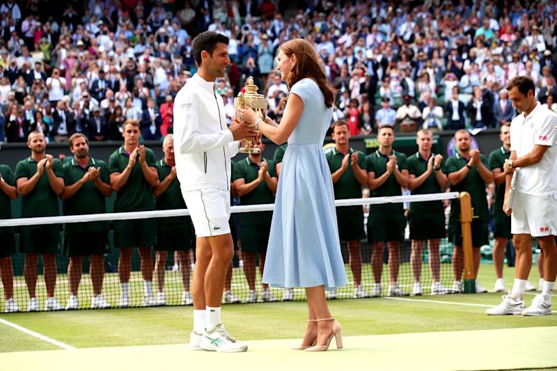 Photo credit: Clive Brunskill - Getty Images
