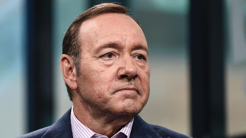 Kevin Spacey's Emmy Honor Rescinded After Sexual Harassment Allegation