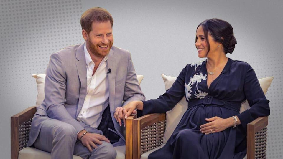Patio chairs used in Harry-Meghan