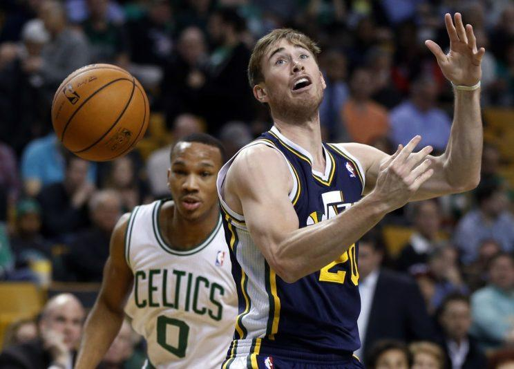 Avery Bradley will still be breathing down Gordon Hayward's neck. (AP)