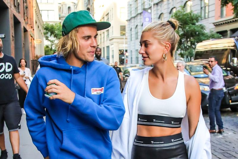 Hailey Baldwin Comments on Engagement to Justin Bieber