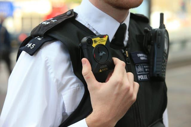 Body Worn Video rollout launch