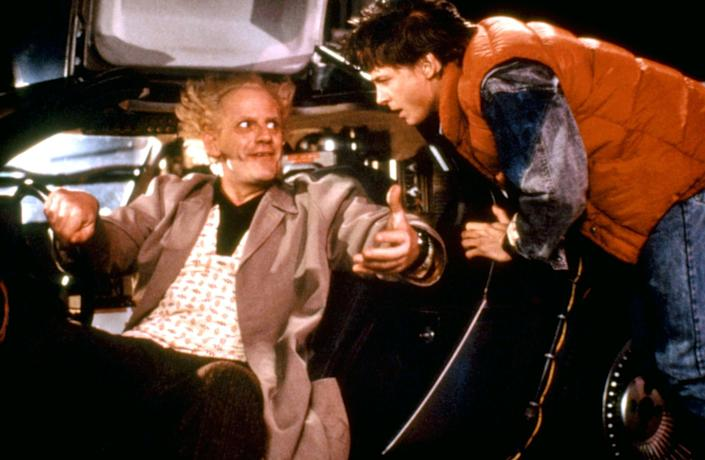 Back to the Future (Everett Collection)