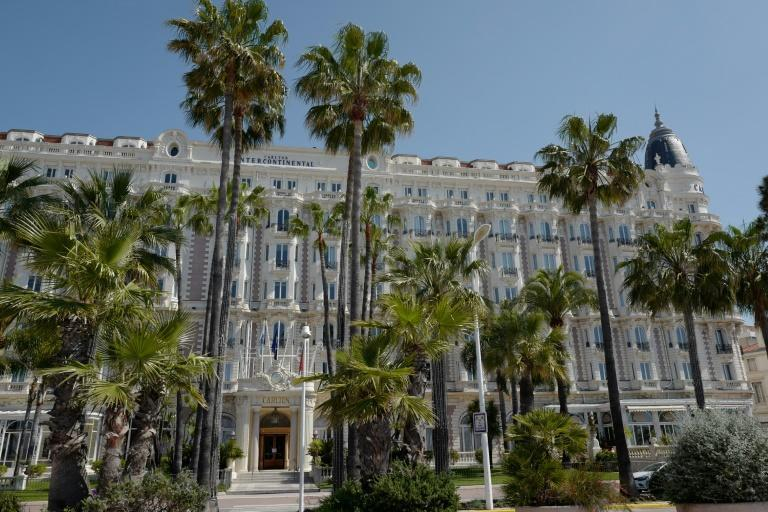 Cannes' five-star hotels are in full swing again