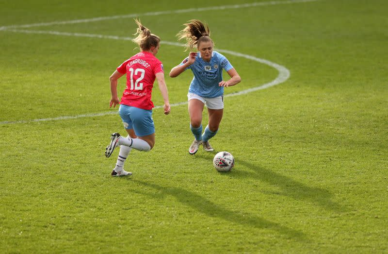 Women's Super League - Manchester City v West Ham United