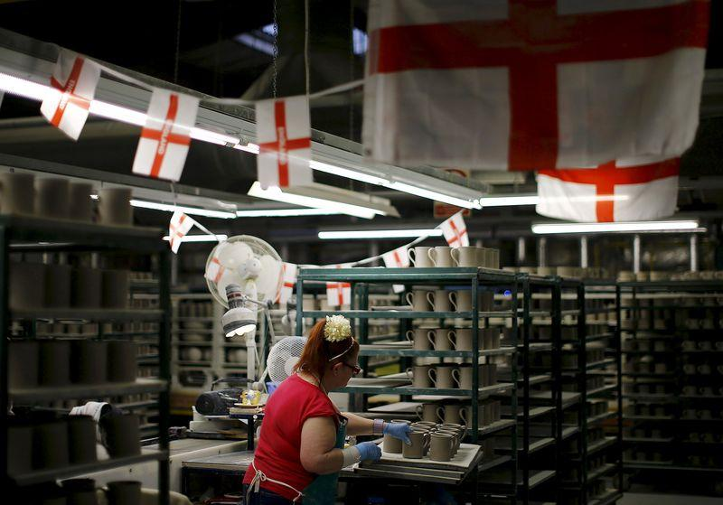 UK productivity shows small gain in third quarter after grim run - ONS