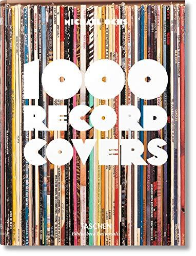 1000 Record Covers (Bibliotheca Universalis)--multilingual (Multilingual, French and German Edition) (Amazon / Amazon)