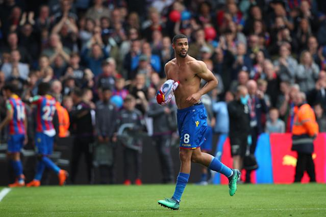 "Soccer Football - Premier League - Crystal Palace vs West Bromwich Albion - Selhurst Park, London, Britain - May 13, 2018 Crystal Palace's Ruben Loftus-Cheek after the match REUTERS/Hannah McKay EDITORIAL USE ONLY. No use with unauthorized audio, video, data, fixture lists, club/league logos or ""live"" services. Online in-match use limited to 75 images, no video emulation. No use in betting, games or single club/league/player publications. Please contact your account representative for further details."