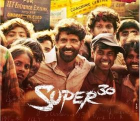 Bihar Government declares Hrithik Roshan's 'Super 30' tax-free