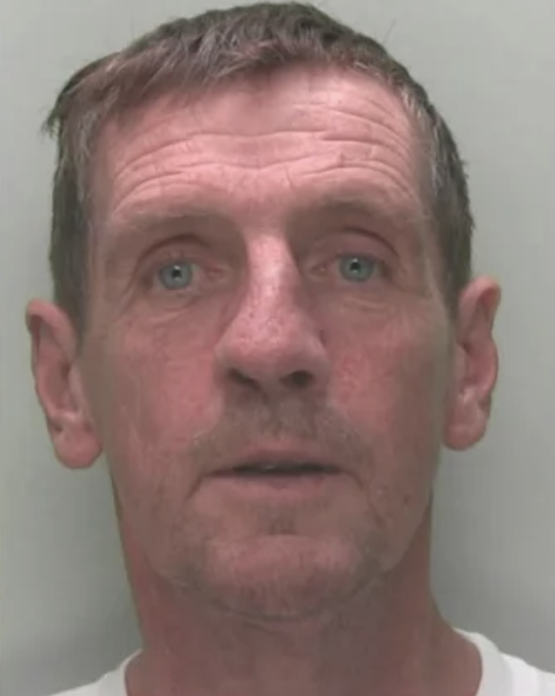 Brian McMahon has been jailed for four years (Picture: Police)
