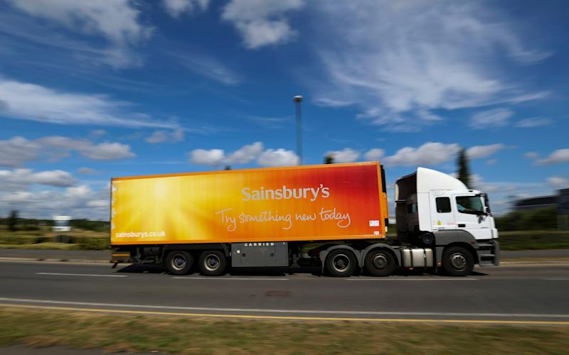 Sainsbury's said it takes into account the size of customers' shops and how often they visit stores to offer a