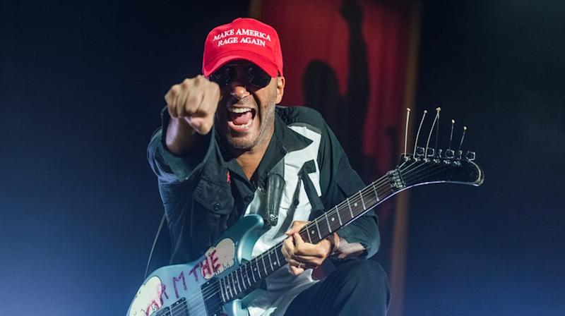Tom Morello Defends Fidel Castro: 'Huge Hero Throughout the Third World'