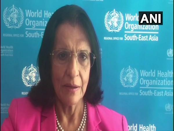 Dr Poonam Khetrapal Singh, Regional Director of WHO South-East Asia (File Photo/ANI)