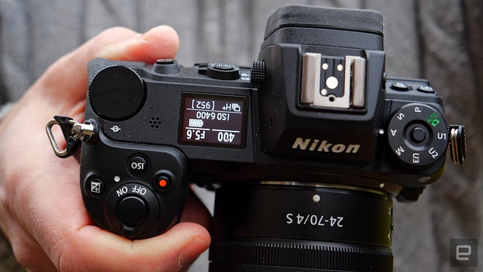 Nikon Z7 II Engadget camera guide