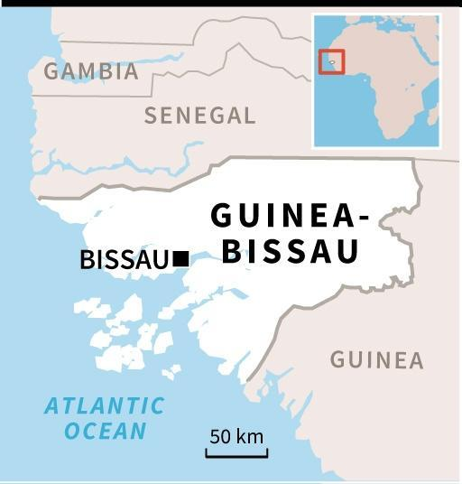 Guinea-Bissau has suffered intermittent unrest since it gained independence from Portugal in 1974 after a war with its colonial power lasting more than 10 years (AFP Photo/)