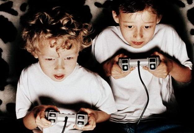 91 percent of kids play video games, says study