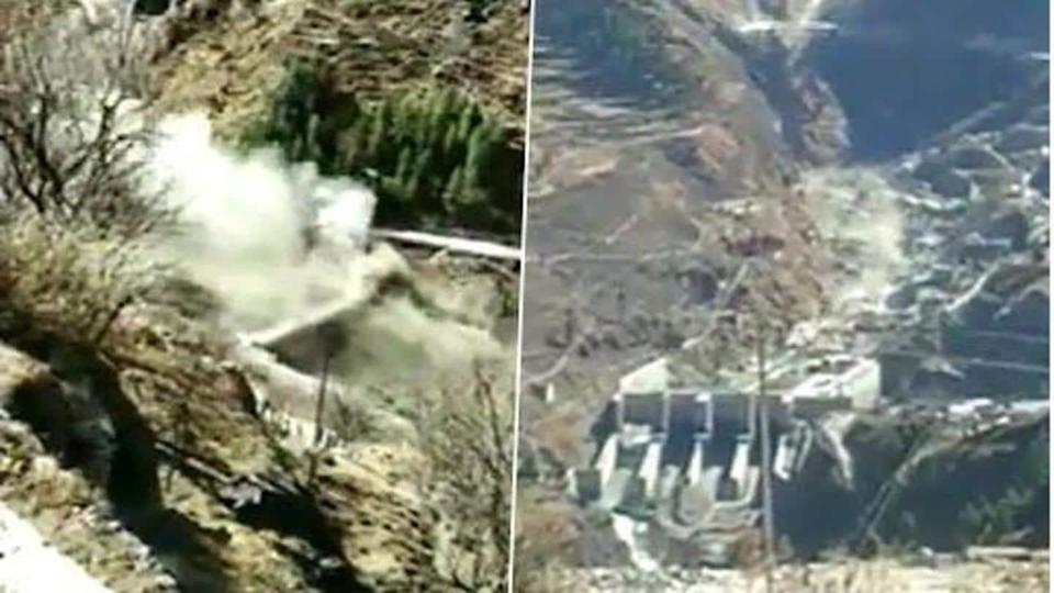 Uttarakhand: Avalanche triggers flood in Dhauliganga river; 100-150 casualties feared
