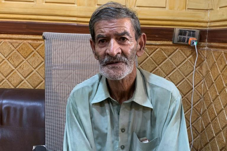 Muhammad Saleem Butt from the Pakistani city of Rawalpindi postponed treatment for a liver ailment, only for the pandemic to upend his plans