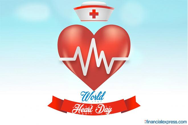 world heart day, world heart day 2019, cardiovascular diseases, blood pressure, diet, healthy, healthcare, why do we celebrate heart day,