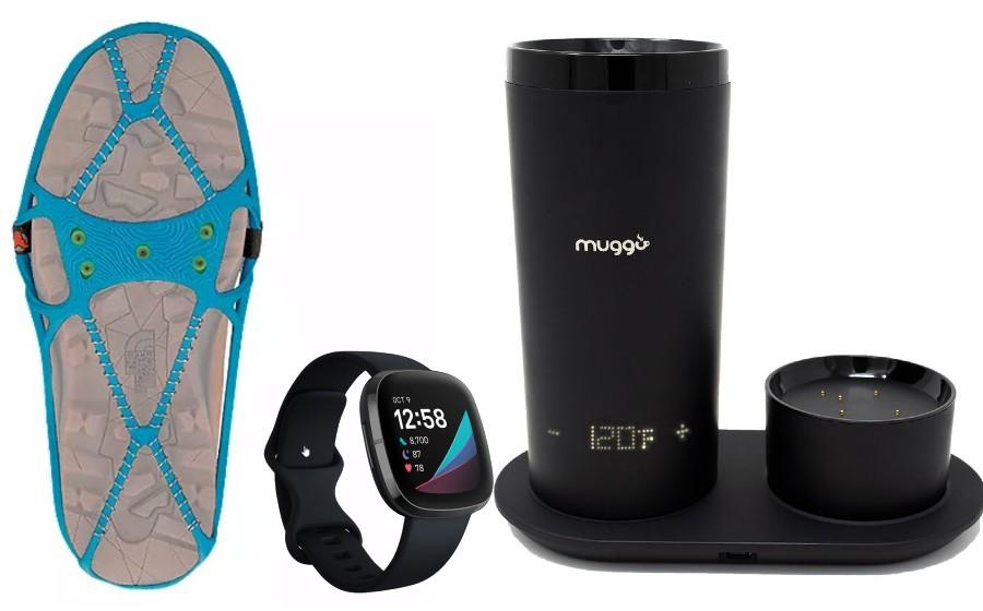 These products will help you enjoy your time outdoors all winter long. (Image via Sport Chek, Best Buy, Wayfair)
