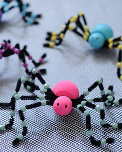 "<p>More Charlotte than black widow, this pretty neighborhood spider is a friendly favorite. </p><p><em><a href=""https://projectkid.com/friendly-spiders/"" rel=""nofollow noopener"" target=""_blank"" data-ylk=""slk:Get the tutorial at Project Kid »"" class=""link rapid-noclick-resp"">Get the tutorial at Project Kid »</a></em></p>"
