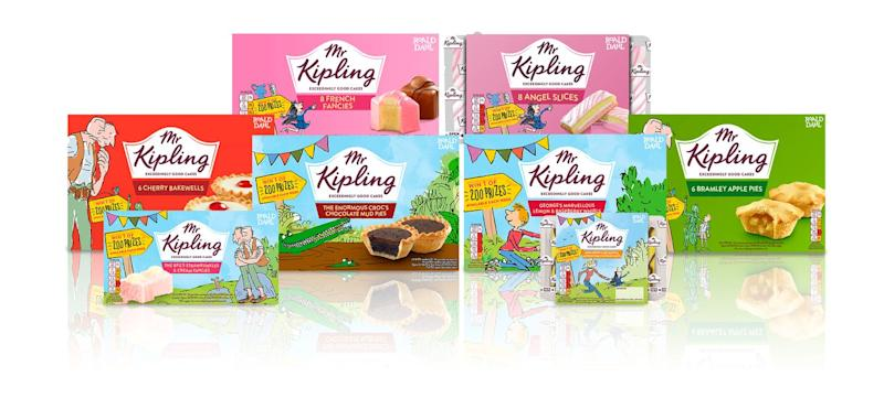 Photo credit: Mr Kipling