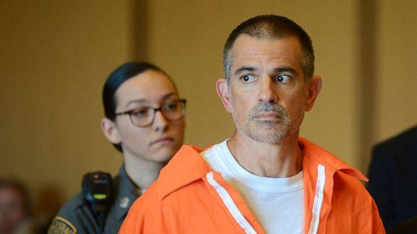 PHOTO:Fotis Dulos stands during a hearing at Stamford Superior Court, June 11, 2019 in Stamford, Conn. (Erik Trautmann/Hearst Connecticut Media via AP, POOL)