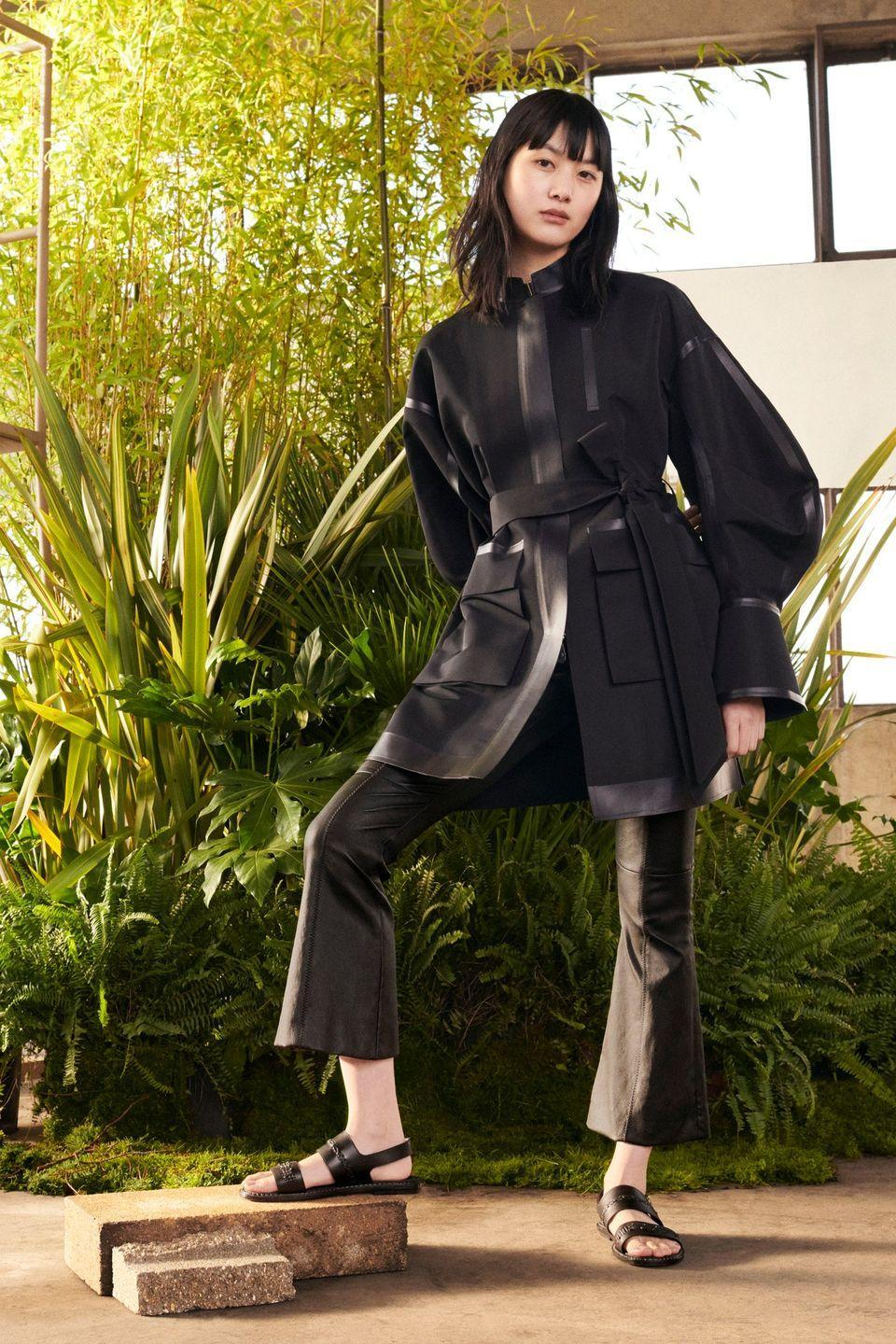 """<p>Italian luxury brand Tod's has unveiled a new collaboration as part of its of T Factory series, which first saw <a href=""""https://www.elle.com/uk/fashion/a28869411/alber-elbaz-tods-collection/"""" rel=""""nofollow noopener"""" target=""""_blank"""" data-ylk=""""slk:Alber Elbaz"""" class=""""link rapid-noclick-resp"""">Alber Elbaz</a> launch a capsule collection last year.</p><p>This time, Tod's has partnered with Japanese designer Mame Kurogouchi. Kurogouchi, based in Tokyo, cleverly fuses romanticism with Japanese tradition in a way that's modern. Her work is soft and light, with gauzy dresses and richly coloured silks. Her work is understatedly cool too. </p><p>That's what Kurogouchi will bring to Tod's signature styles with this collaboration, reinterpreting its gum-soled driving shoe, as well as designing original accessories. </p><p>'I think craftsmanship is the new logo,' the designer says. So the styles, like those at her own brand, feature minimal branding, letting details such as a leather embroidery technique that echoes traditional kogin zashi quilting stand out. <br></p><p><a href=""""https://go.redirectingat.com?id=127X1599956&url=https%3A%2F%2Fwww.tods.com%2Fus-en%2Fhome.html&sref=https%3A%2F%2Fwww.elle.com%2Fuk%2Ffashion%2Fg31095508%2Findustry-update%2F"""" rel=""""nofollow noopener"""" target=""""_blank"""" data-ylk=""""slk:Tods.com"""" class=""""link rapid-noclick-resp"""">Tods.com </a></p>"""