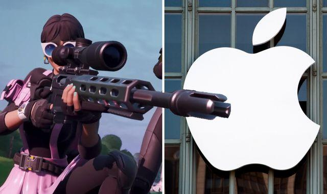 What's going on between Fortnite developer Epic Games and Apple?