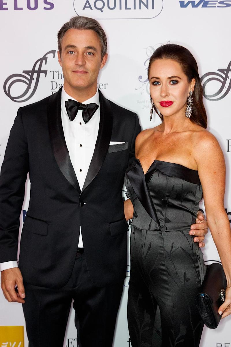 Jessica and Ben Mulroney(Getty Images)