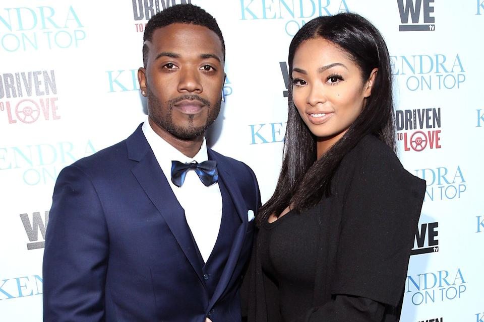 Ray J files for divorce from Princess Love for a third time… while battling pneumonia in the hospital