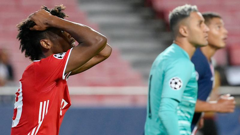 Bayern hero Coman feels 'sick' for former club PSG after match-winning Champions League final goal