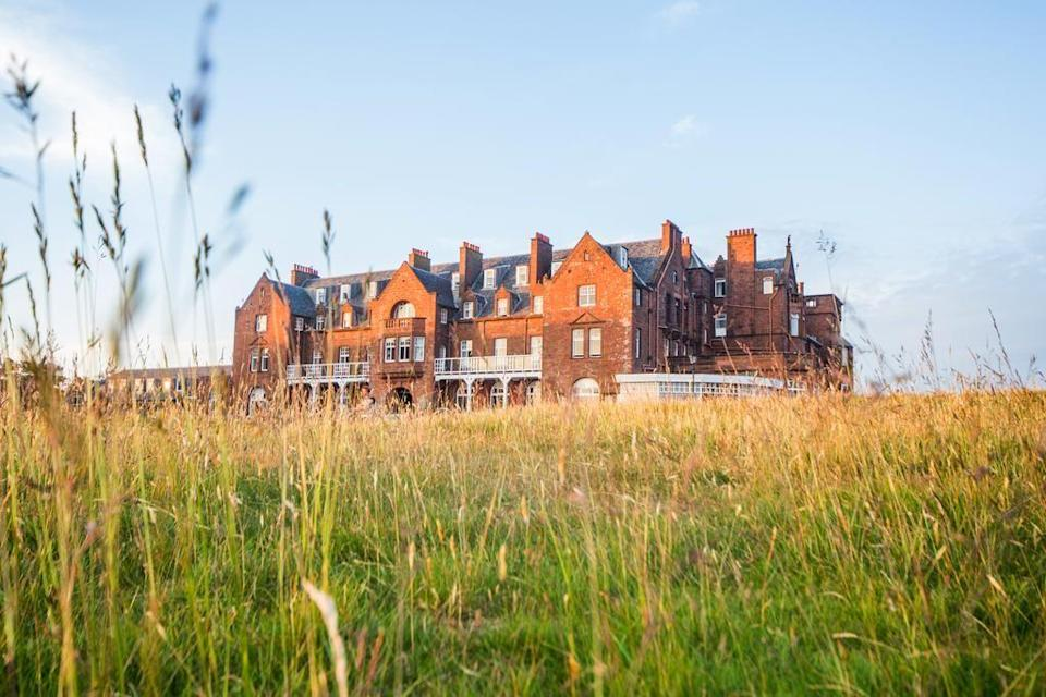 """<p><strong>Expected opening date: Summer 2021</strong></p><p>Sitiated along the Ayrshire Coast in the seaside town of Troon, the new <a href=""""https://go.redirectingat.com?id=127X1599956&url=https%3A%2F%2Fwww.booking.com%2Fhotel%2Fgb%2Fmarine-hotel.en-gb.html%3Faid%3D2070929%26label%3Dnew-hotels-uk&sref=https%3A%2F%2Fwww.redonline.co.uk%2Ftravel%2Finspiration%2Fg35117270%2Fnew-hotels-opening-uk%2F"""" rel=""""nofollow noopener"""" target=""""_blank"""" data-ylk=""""slk:Marine Troon"""" class=""""link rapid-noclick-resp"""">Marine Troon</a>, which was previously The Marine Hotel, will open in time for a summer escape in Scotland. The design will take inspiration from Scotland's rich golf history, complemented with decor that celebrates the coastal location, with soft hues and rich, natural textures.</p><p><a class=""""link rapid-noclick-resp"""" href=""""https://go.redirectingat.com?id=127X1599956&url=https%3A%2F%2Fwww.booking.com%2Fhotel%2Fgb%2Fmarine-hotel.en-gb.html%3Faid%3D2070929%26label%3Dnew-hotels-uk&sref=https%3A%2F%2Fwww.redonline.co.uk%2Ftravel%2Finspiration%2Fg35117270%2Fnew-hotels-opening-uk%2F"""" rel=""""nofollow noopener"""" target=""""_blank"""" data-ylk=""""slk:CHECK AVAILABILITY"""">CHECK AVAILABILITY</a></p>"""