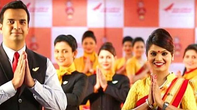New interiors, modified crew-uniforms, better menu: Air India