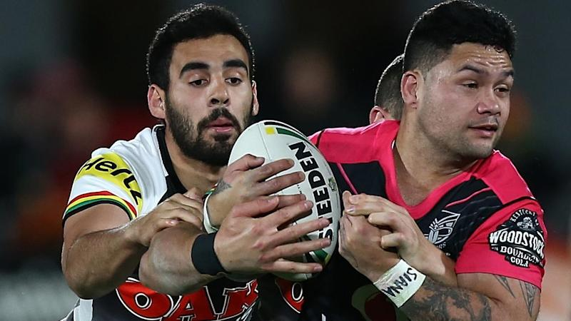 NRL WARRIORS PANTHERS