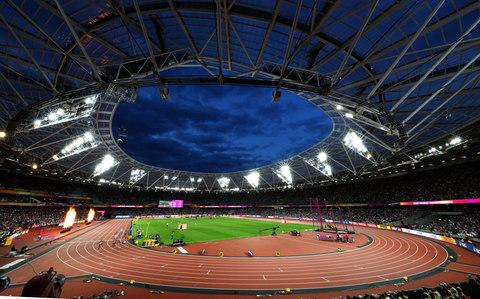 "Britain's best athletes will take on their American counterparts in a new head-to-head competition between the two countries in London next summer. The competition, called 'The Meet', will see leading athletes from the two countries compete across nine events in a two-hour window at the London Stadium on July 21. Although the exact format will not be released until early next year, it is understood the event will feature ""traditional"" athletics disciplines rather than following the lead of Athletics Australia's 'Nitro Athletics', which innovated with elimination miles and javelin targets earlier this year. Each individual result will score points for their respective countries. Adam Gemili, who won world gold in London as part of Britain's 4x100m relay team last weekend, welcomed the announcement, saying: ""This is the head-to-head in world athletics. ""We have a great sporting rivalry with the USA team and we look forward to seeing which nation comes out strongest next summer. Great Britain are excited about facing the USA next year ""The event is all about power, speed and excitement. I can't wait."" Similar competitions were held during athletics' heyday of the 1980s, while the United States takes on a combined European team in both golf and swimming every two years. Promising a ""fast-paced format designed to appeal to new audiences"", British Athletics confirmed the event will feature ""a blend of running, jumping, hurdles and relay events"". Olympic bronze medallist Sophie Hitchon was not alone in noting the lack of throwing events, writing on Twitter: ""I think there is one missing."" The London Stadium will host the event Max Siegel, USA Track and Field chief executive, said: ""Team competition captures the attention of fans in a way that brings excitement, attention and focus to our sport. ""'The Meet' will bring track and field back to the future by reviving dual-meet team competition in a way that caters to modern fans."" The United States topped the medal table by some margin at the recent London World Championships, winning 10 golds as part of their 30-medal haul. Aided by medals in all four relays on the final two days of competition, Britain finished in sixth place with a total of six medals."