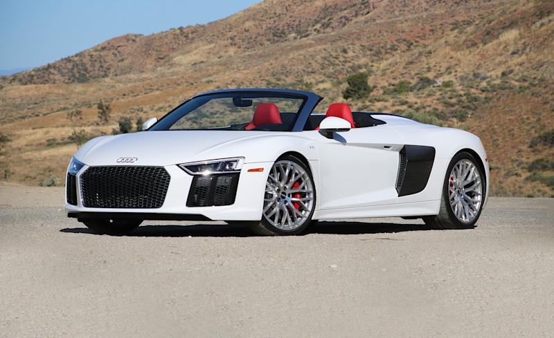 More Than Two Years Have Ped Since Audi Unveiled Its Second Generation R8 Supercar Which Migrated From Former Lamborghini Gallardo Underpinnings To