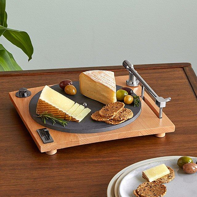 Make sweet, sweet music with cheese. (Photo: Uncommon Goods)
