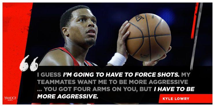 Kyle Lowry, Toronto Raptors, NBA, National Basketball Association