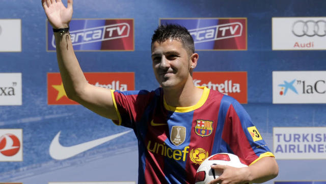 <p>David Villa's move to Barcelona in 2010 from Valencia for €40m was a transfer that made sense, with Villa having proven himself to be a proven scorer in La Liga over the previous decade.</p> <br><p>The Spaniard struggled with injury, missing most of the 2011/12 season after breaking his tibia, but still managed two La Liga titles and a Champions League in his three years at the club.</p> <br><p>After spending a season at Atletico Madrid, David Villa has spent the last three seasons proving he is still too good for the MLS.</p>