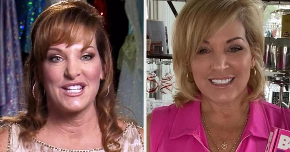 Then: Kendall's mom, who originally never got along with the rest of the moms but slowly became a true ride-or-die friend.Now: Since the series, Jill appeared in The Irreplaceables: Dance Movie along with her daughter Kendall. She's taken a step back from the spotlight butstill co-hosts theBecause Mom Said Sopodcast.Follow her on IG here.
